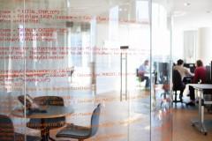 Scandinavian architecture, danish design, arkitektur, indretning, dansk design, Scandinavian design, design, modern design, enkel design, quote, advokat kontor, kontor indretning, grafik, glasvæg, kontor indretning, glasdør, simpel design,