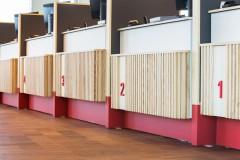 Scandinavian architecture, danish design, arkitektur, indretning, dansk design, Scandinavian design, design, modern design, enkel design, mødeboks, lys installation, offentlige rum, bibloteksindretning, god kvalitet, simpel design,