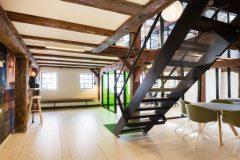Scandinavian architecture, danish design, arkitektur, indretning, dansk design, Scandinavian design, design, kontor indretning, stairs, naturlig belysning, modern design,